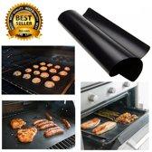 BBQ - Grill - Mat - Oven - VEGETARISCH - Vetvrij - Vis - Vlees