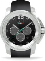 Tutti Milano TM500ST-NO- Horloge -  44 mm - Zwart - Collectie Masso