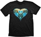 Starcraft 2 T-Shirt Protoss Heart (Maat S)