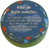Lovely Tins - meester