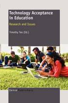 Technology Acceptance in Education