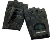 Tunturi Fitness Fit Sport Trainings Sporthandschoenen - Unisex - zwart