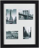 LaForma Fotolijst Hajime - Zwart - Fotomaat 13x18 cm/ 10x15 cm