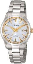 Pulsar PH7371X1 - Horloge - 30 mm - Zilverkleurig