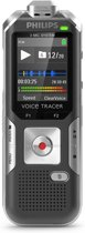 Philips DVT6000 - Stereo PC Audio Recorder - Grijs