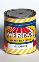 Werdol Metalprimer 0.75L GRIJS