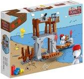 BanBao Snoopy Piraten Uitkijktoren-7518