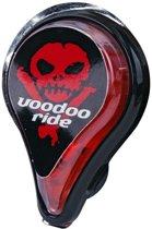 Voodoo Ride Luchtverfrisser Gel Clip Red Fruits Rood/zwart