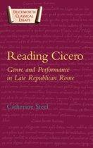 Reading Cicero