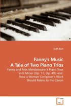 Fanny's Music a Tale of Two Piano Trios