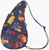 Healthy Back Bag Mystic Floral Navy Small 6163-NV
