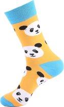 Hippe Sokken - Panda , Maat 41 - 47