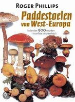 Paddestoelen Van West-Europa