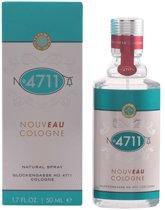 MULTI BUNDEL 2 stuks - 4711 - NOUVEAU COLOGNE - eau de cologne - spray 50 ml