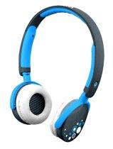 Kurio Hoofdtelefoon - Blauw