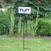 Vogels Duiven Verjagen Roterende vogelverschrikker - Wind aangedreven