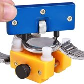 MMOBIEL Horlogekast Opener - Verstelbare Remover - Schroefsleutel en Horlogekast - Hulpmiddel voor het Vervangen en Repareren van de Batterij