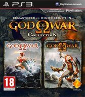 Sony God of War + God of War 2 (PS3)