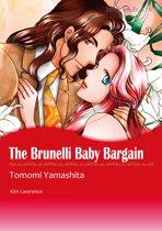 THE BRUNELLI BABY BARGAIN (Mills & Boon Comics)