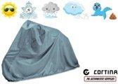 Fietshoes Polyester Geschikt Voor Cortina U4 Transport Mini 26 inch 2017 Meisjes -Grijs