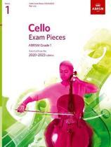 Cello Exam Pieces 2020-2023, ABRSM Grade 1, Part