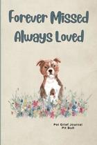 Pet Grief Journal: Guided Prompt Keepsake Workbook