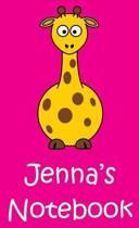 Jenna's Notebook