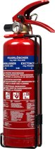 Smartwares BB1 Brandblusser - Poederblusser - Brandklasse ABC - 1kg - Incl. ophangbeugel