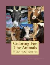 Coloring for the Animals