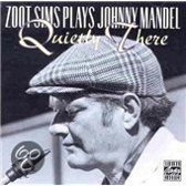 Zoot Sims Plays Johnny Mandel-Quietly There
