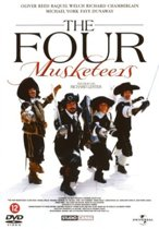 Four Musketeers (dvd)