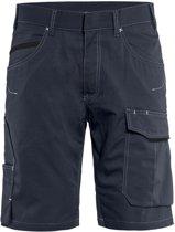 Blåkläder 1499-1330 Service Short Donker marineblauw/Zwart maat 50