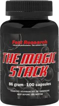 Fast Research The Magic Stack (100caps)