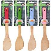 Spatel hout | Spatel bamboe | bamboe producten | Keukengerei | Keukengadgets