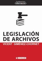 Legislacion de archivos
