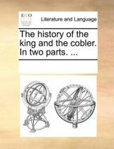 The History of the King and the Cobler