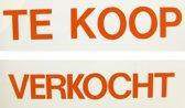 Skandia Bord - Te Koop/Verkocht - Wit/Rood