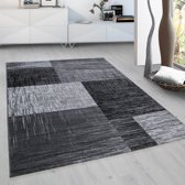 Plus - Vloerkleed - Zwart - 80 x 300 cm