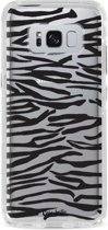 Casetastic Hard Case Samsung Galaxy S8 Plus - Zebra