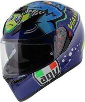 AGV K3 SV MAX VISION ROSSI MISANO 2015 INTEGRAALHELM 2XL