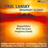 Imaginary Islands / Shapeshifters / With The Grain