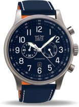 Davis 455 model Aviamatic - Nieuwe collectie 2014 - Horloge - Ø 48 mm - 5 ATM