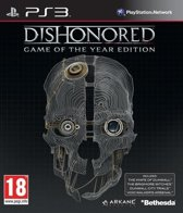 PS3 Dishonored: Game of the Year Editionoty