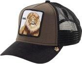 Goorin Bros. King Trucker cap Brown