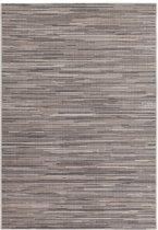 CleanWalk binnen/buiten karpet Stripe beige 120 x 170 cm
