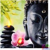 "Diamond Painting ""JobaStores®"" Buddha - volledig - 30x30cm"