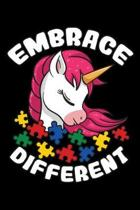Embrace Different
