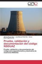 Prueba, Validacion y Documentacion del Codigo Nsduaz