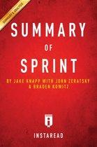 Guide to Jake Knapp's & et al Sprint by Instaread