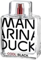 MULTI BUNDEL 2 stuks Mandarina Duck Cool Black Eau De Toilette Spray 50ml